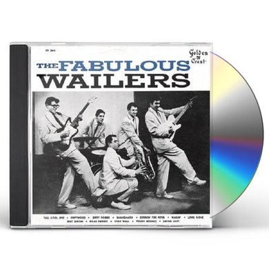 FABULOUS The Wailers CD
