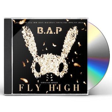 B.A.P FLY HIGH: TYPE-B CD