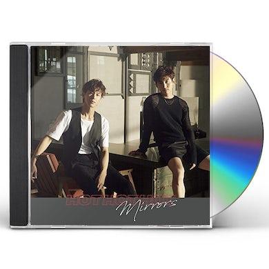 Tohoshinki HOT HOT HOT CD