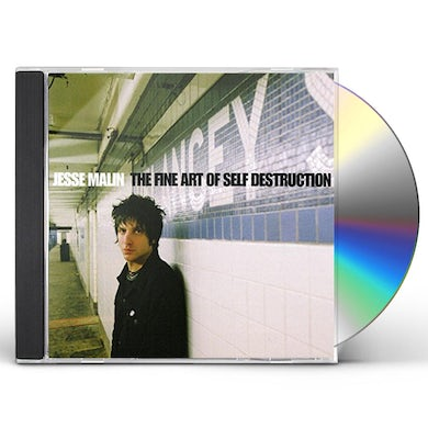 Jesse Malin FINE ART OF SELF-DESTRUCTION CD