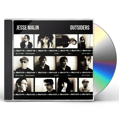 Jesse Malin OUTSIDERS CD