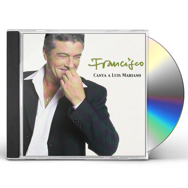 Francisco ESSENTIAL ALBUMS-CANTA A LUIS MARIANO CD