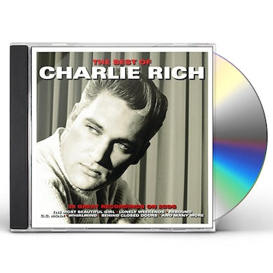 Charlie Rich BEST OF CD