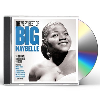 Big Maybelle VERY BEST OF CD