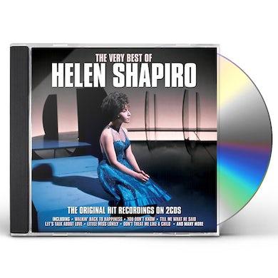 Helen Shapiro VERY BEST OF CD