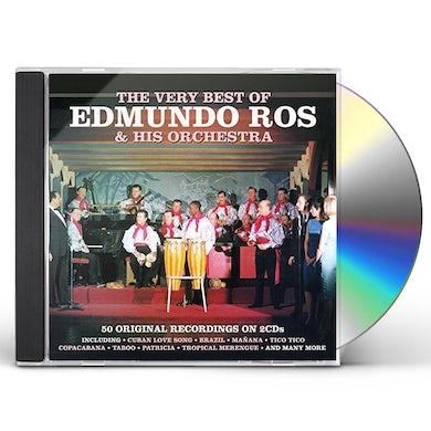Edmundo Ros VERY BEST OF CD