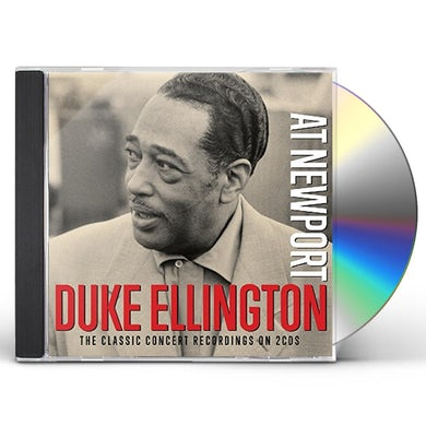 Duke Ellington AT NEWPORT CD