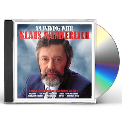 Klaus Wunderlich AN EVENING WITH CD