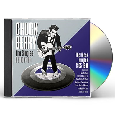 Chuck Berry SINGLES COLLECTION CD
