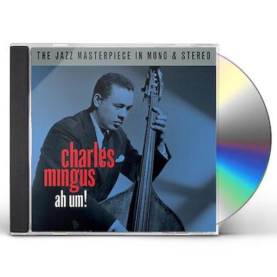 Charles Mingus AH UM! MONO / STEREO CD