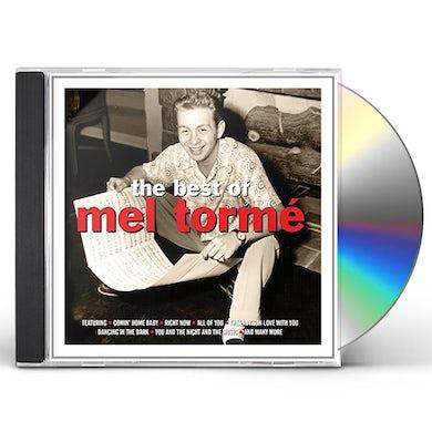 Mel Torme BEST OF CD