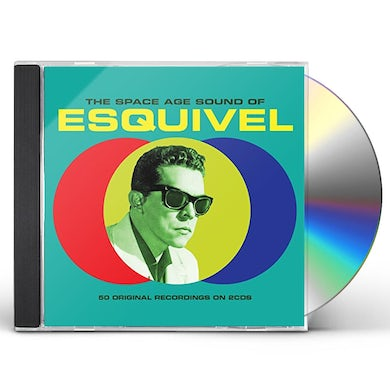 Esquivel SPACE AGE SOUND OF CD