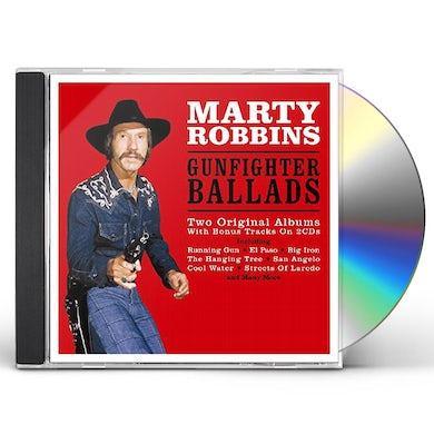 Marty Robbins GUNFIGHTER BALLADS CD