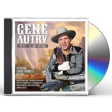 Gene Autry DEFINITIVE COLLECTION CD