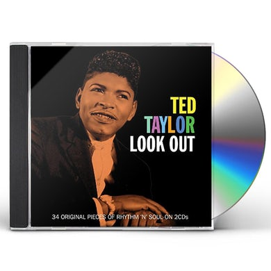 Ted Taylor LOOK OUT CD