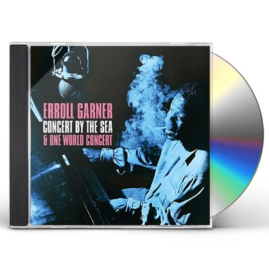 Erroll Garner CONCERT BY THE SEA / ONE WORLD CONCERT CD