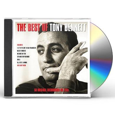 Tony Bennett BEST OF CD