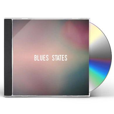 Blue States RESTLESS SPHERES CD
