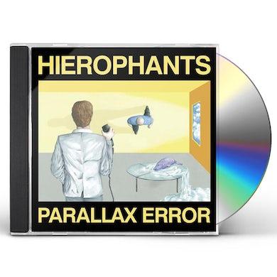 HIEROPHANTS PARALLAX ERROR CD