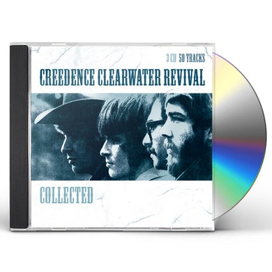 Creedence Clearwater Collected CD