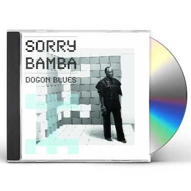 Sorry Bamba DOGON BLUES CD