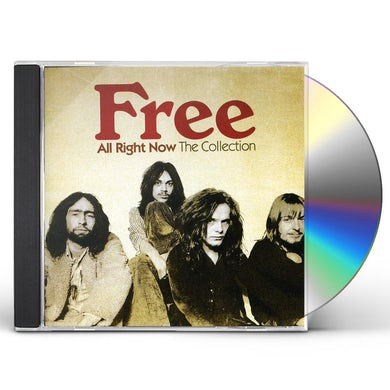 Free ALL RIGHT NOW: COLLECTION CD
