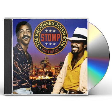Brothers Johnson STOMP: VERY BEST OF CD
