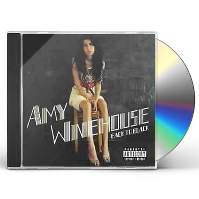 Amy Winehouse Back To Black CD