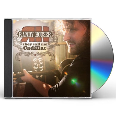 Randy Houser THEY CALL ME CADILLAC CD