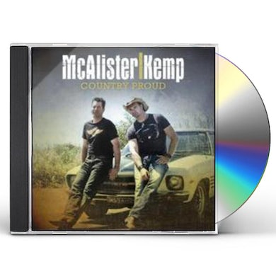 McAlister Kemp COUNTRY PROUD CD