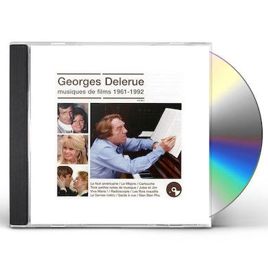 Georges Delerue MUSIQUES DE FILMS 1961 - 1992 CD