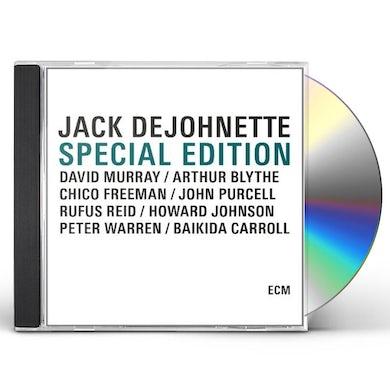 Jack DeJohnette SPECIAL EDITION CD