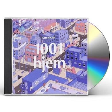 Lars Vaular 1001 HJEM CD