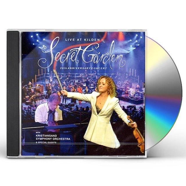 Secret Garden LIVE AT KILDEN CD