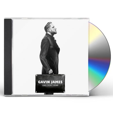 Gavin James Only Ticket Home CD