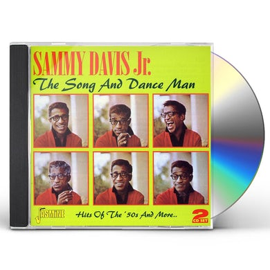 Sammy Davis Jr SONG & DANCE MAN CD