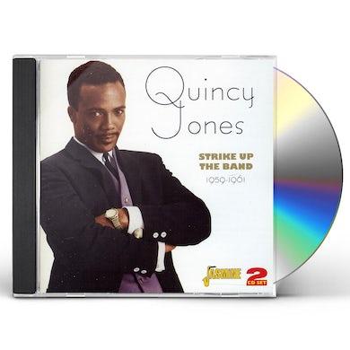 Quincy Jones STRIKE UP THE BAND: 1959 - 1961 CD