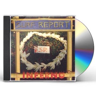 Surf Report INFERNO CD