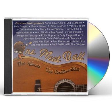 ONE MEATBALL CD