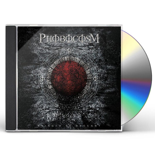 Phobocosm BRINGER OF DROUGHT CD