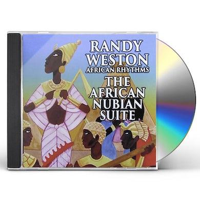 Randy Weston AFRICAN NUBIAN SUITE CD