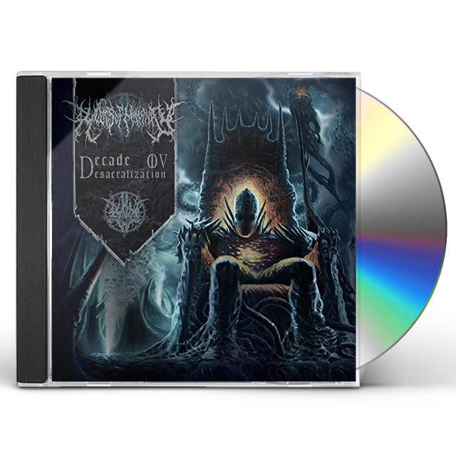 Relics of Humanity DECADES OF DESACRALIZATION CD