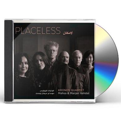 Kronos Quartet Placeless CD
