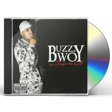 Buzzy Bwoy JUSQU'AU CUT CD
