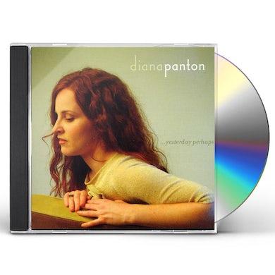 Diana Panton YESTERDAY PERHAPS CD