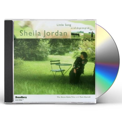 Sheila Jordan LITTLE SONG CD