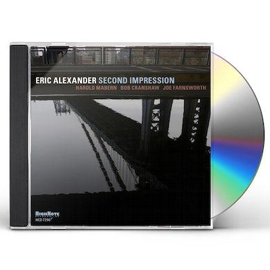 Eric Alexander SECOND IMPRESSION CD