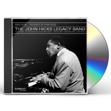 John Hicks MIND WINE CD