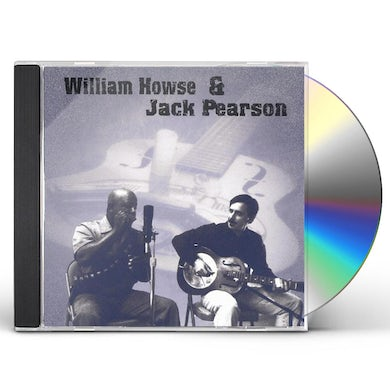 Jack Pearson STEP OUT! CD