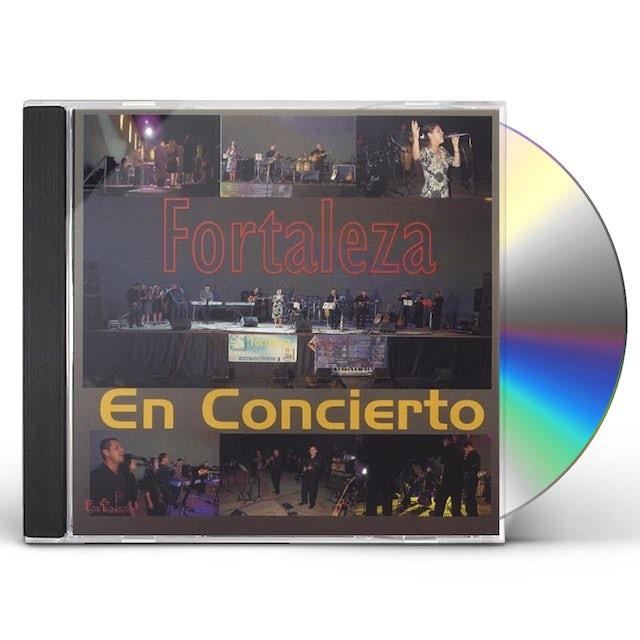 Fortaleza EN CONCIERTO CD